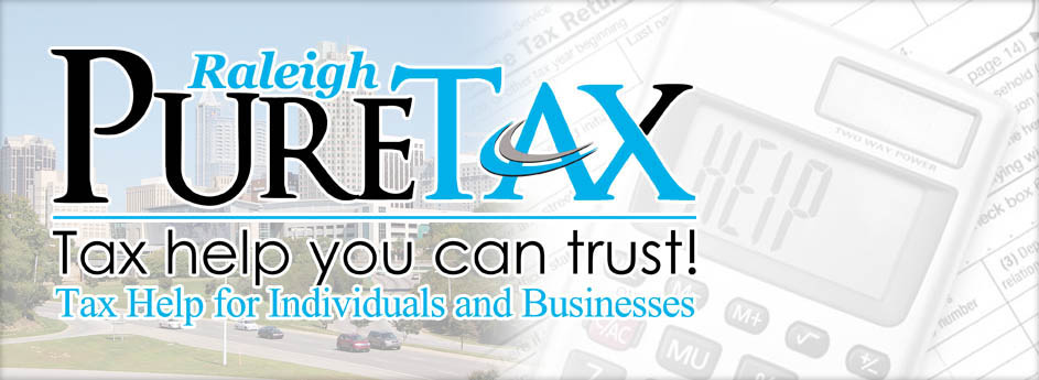 Raleigh Pure Tax Resolution